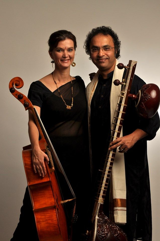 East Marries West: Shubhendra Rao & Saskia Rao-de Haas