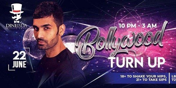 Bollywood Turn Up ft. Celebrity DJ