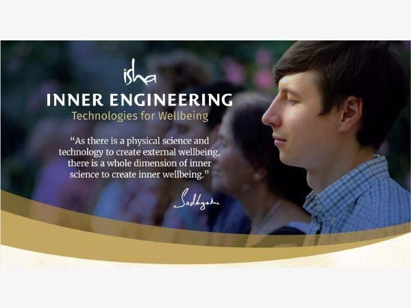 Inner Engineering Total 4-day program
