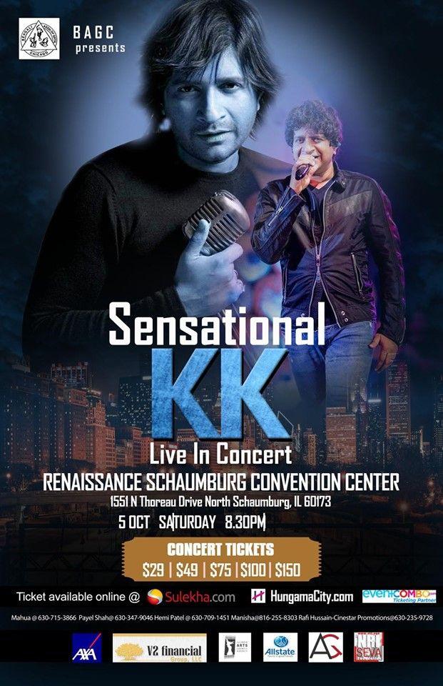 KK Live in Concert