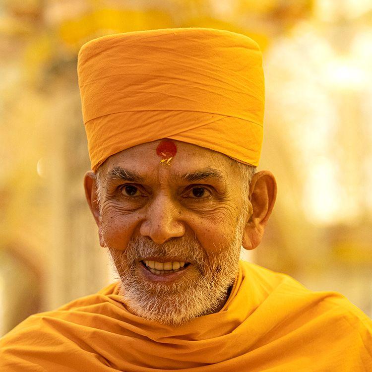 His Holiness Mahant Swami Maharaj Birthday Celebration