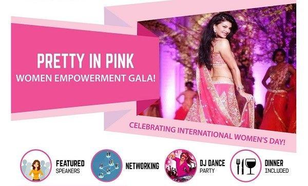 Women Empowerment Gala - Celebrating International Women's Day