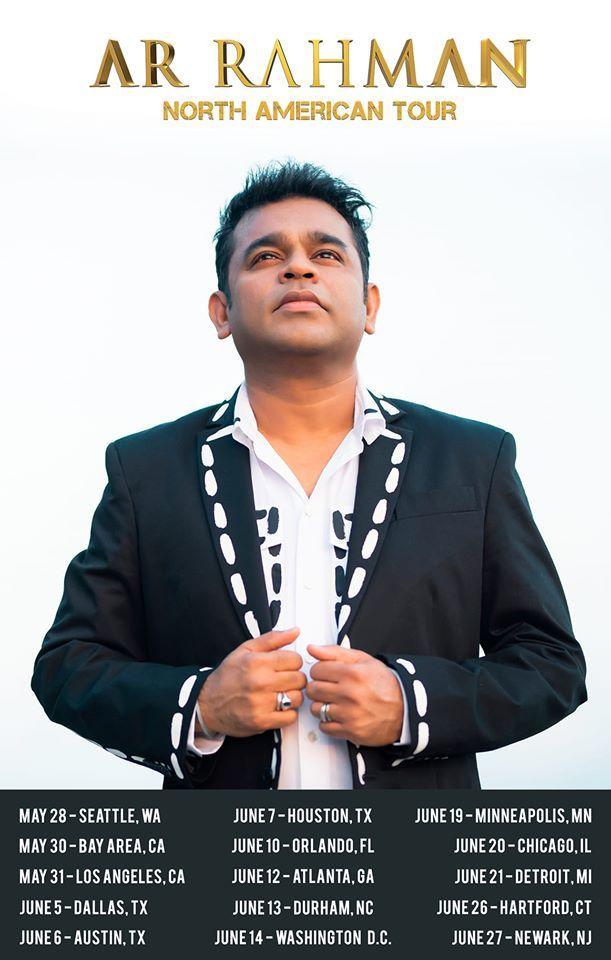 A.R.Rahman Live in Concert in Atlanta, GA