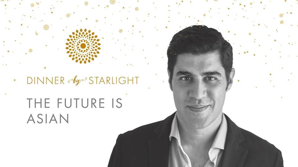 Dinner By Starlight: The Future is Asian
