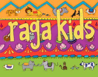 Raga Kids at Brooklyn Public Library Clinton Hill