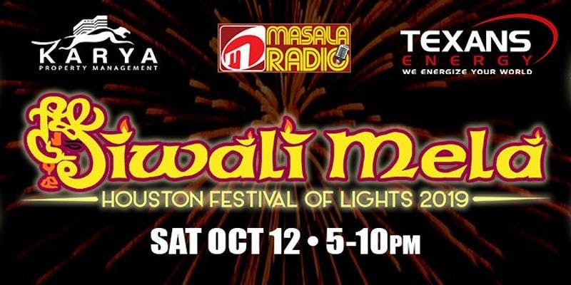 Houston Diwali Mela 2019