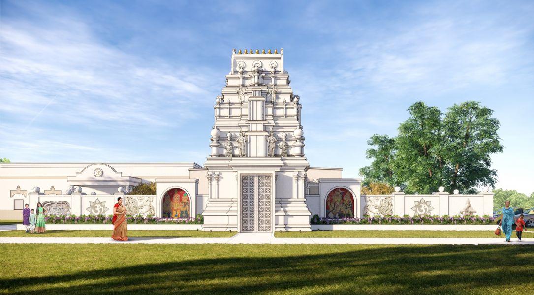 Rajagopuram Fund Raiser Dinner