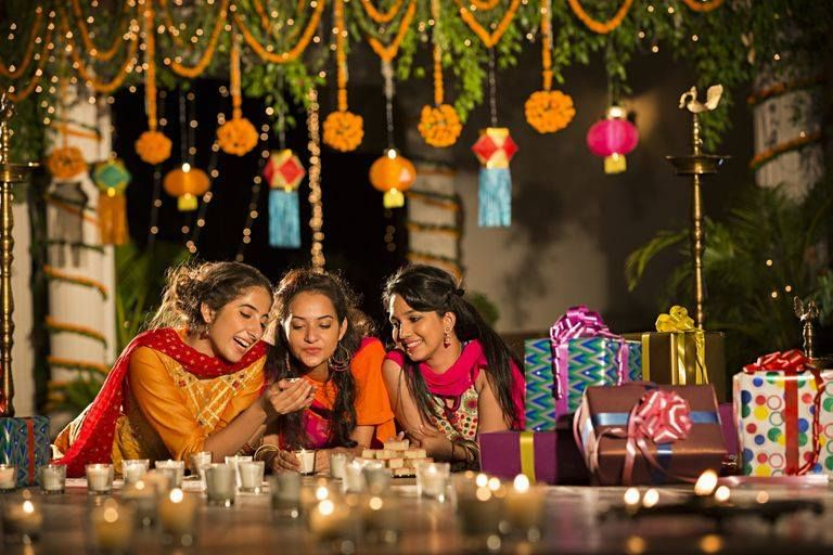 Diwali with Sahelis: The Grand ladies-only Diwali Party!
