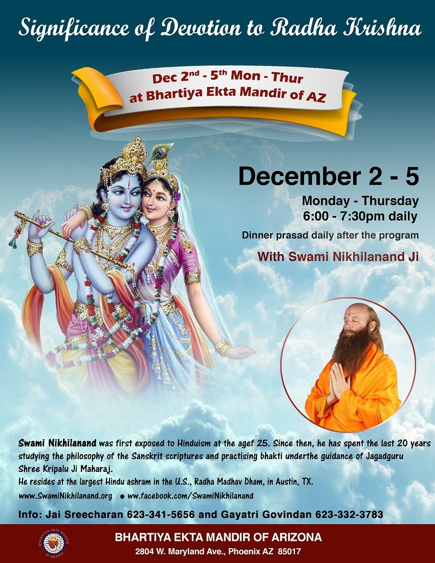 Significance of Devotion to Radha Krishna