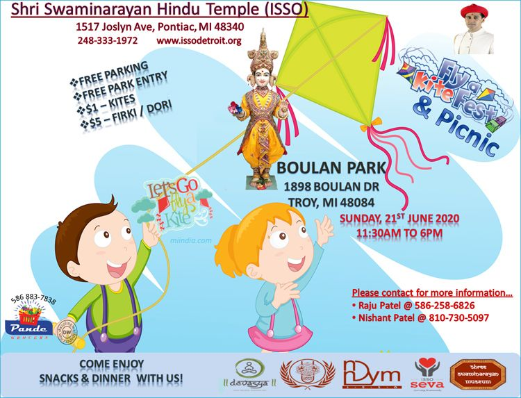 Kite Flying Festival & Picnic