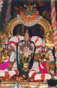 Sravana Masam Second Balaji Abhishekam