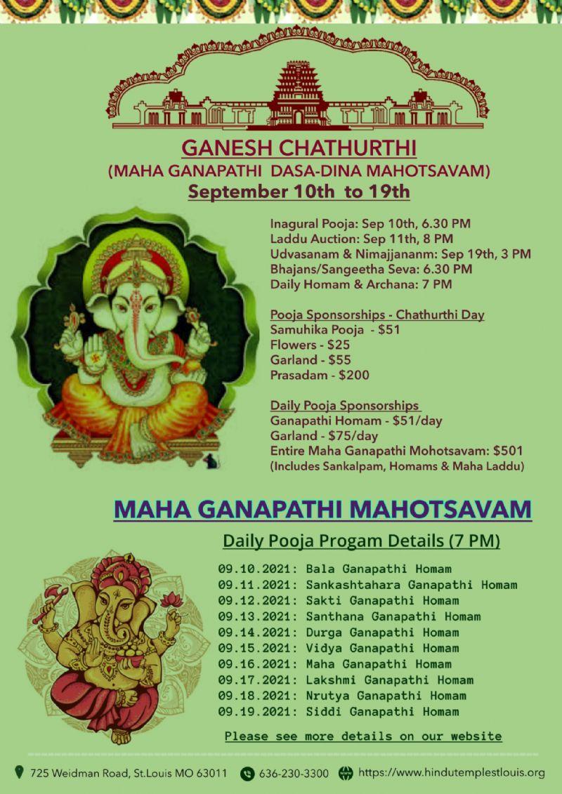 Maha Ganpati Mahotsavam