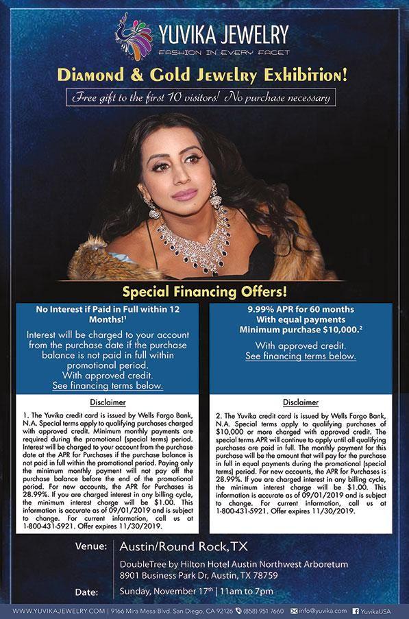 Yuvika Mega Diamond & Gold Jewelry Exhibition