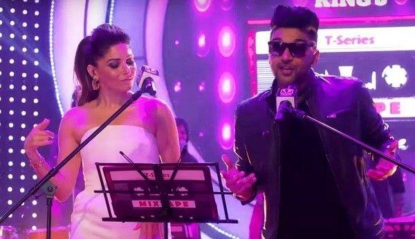 Guru Randhawa & Kanika Kapoor Live