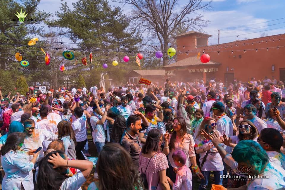 Holi Celebrations 2020 - Open Air - Party on the Patio
