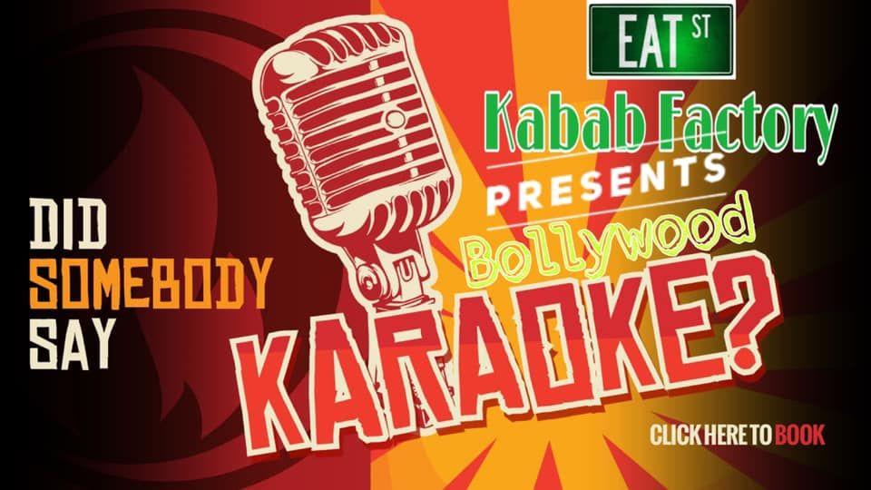 Bollywood Karaoke Night