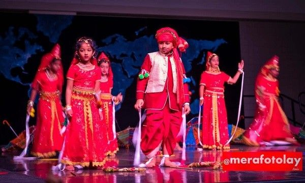 Bollywood Show at Raleigh International Festival