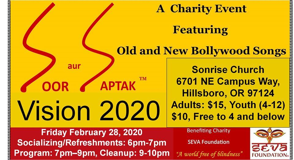2020 Soor Aur Saptak 9th year event - Theme