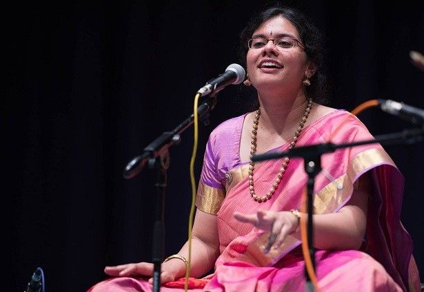 Amrutha Venkatesh Indian Classical Vocal Concert