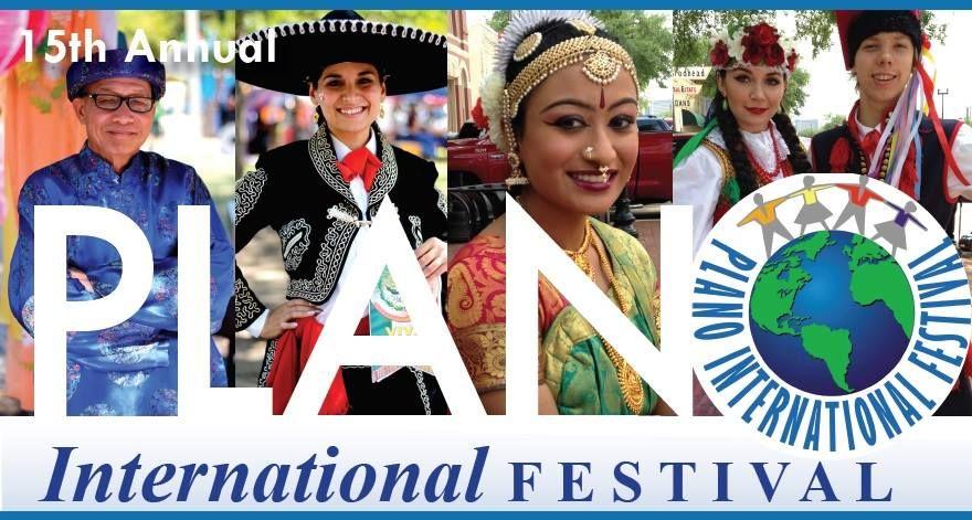15th Annual Plano International Festival