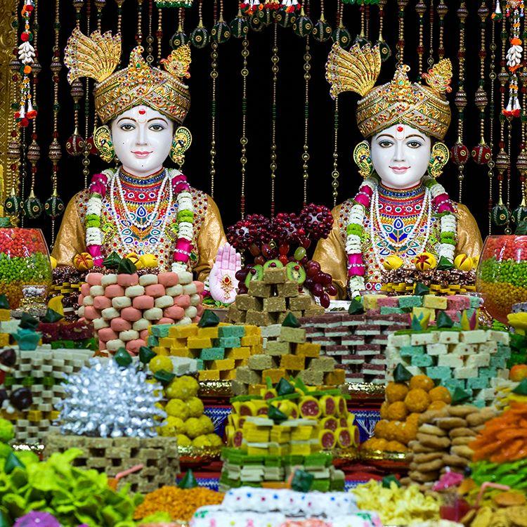 Annakut Darshan