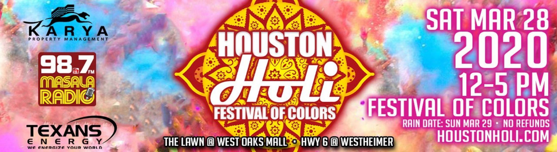 Houston Holi Festival of Colors