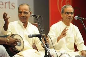 EMINENT CARNATIC DUO HYDERABAD BROTHERS
