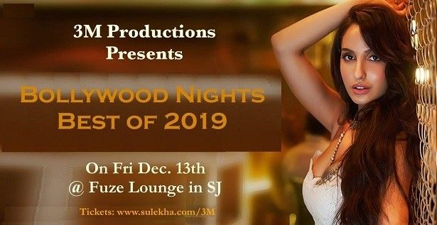 Bollywood Nights Best of 2019
