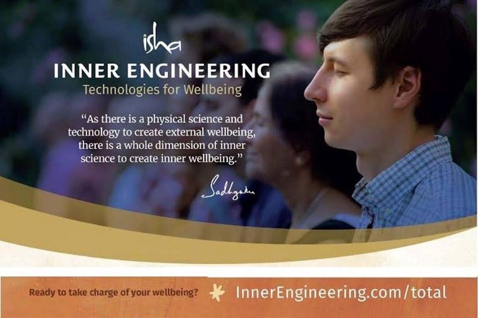 Inner Engineering Total in Unity Village