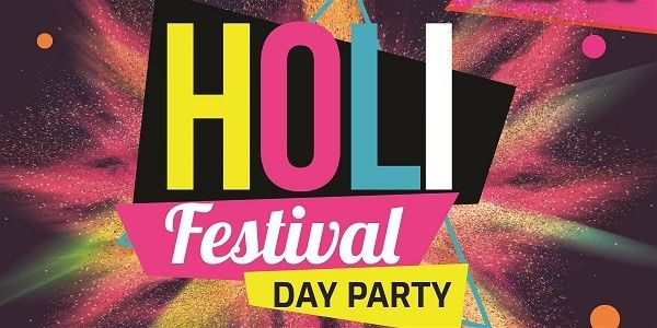 Holi Festival Party - Canceled