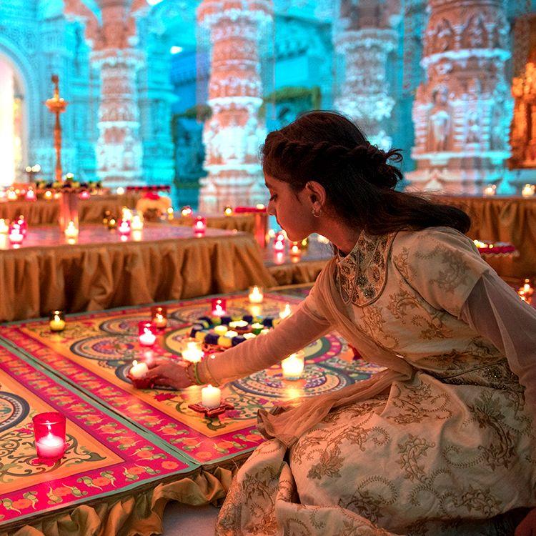 Diwali and Chopda Pujan