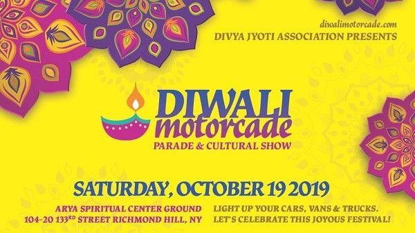 Diwali Motorcade 2019