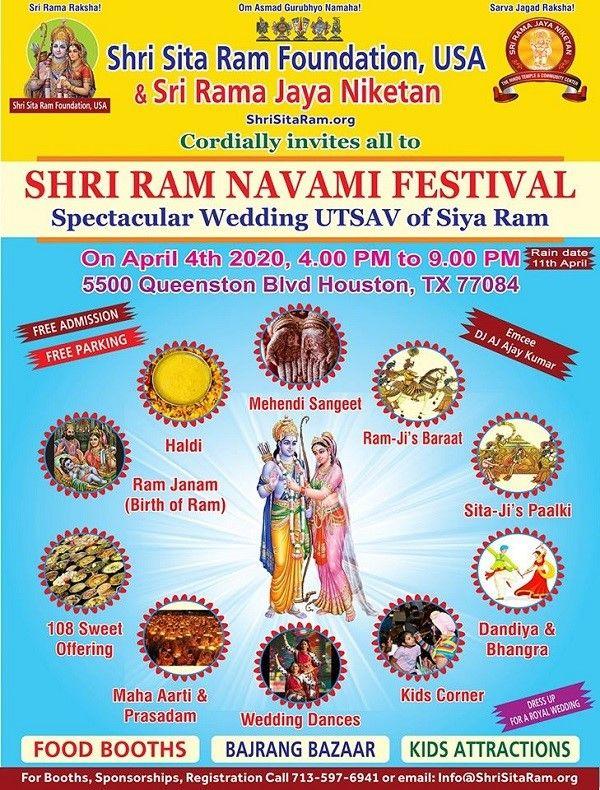 Shri Ram Navami Festival UTSAV