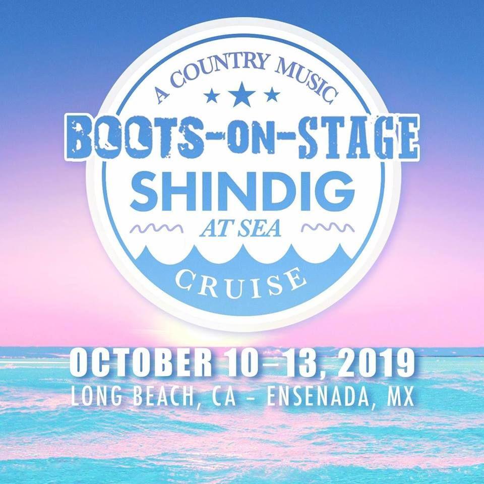 The Shindig, At Sea 2019