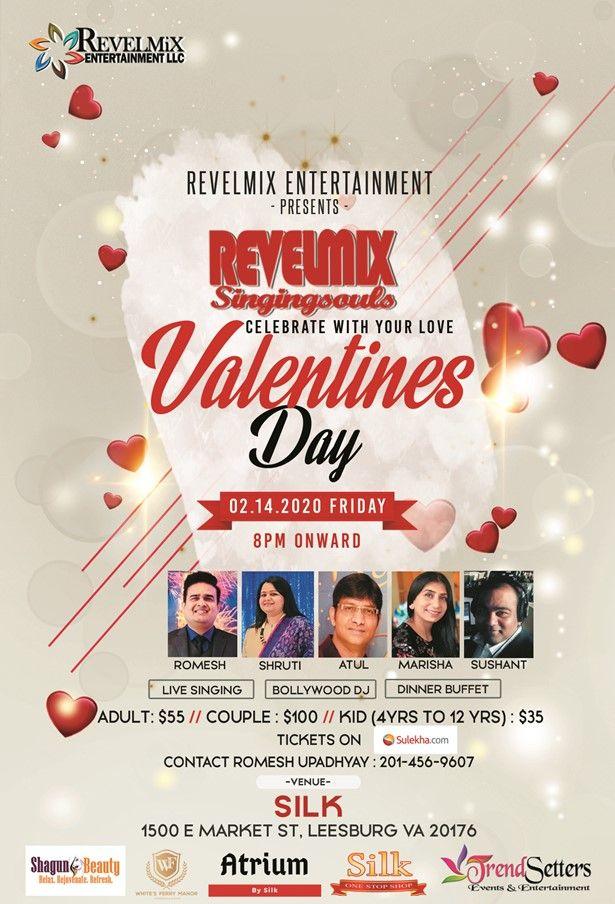 Revelmix Singingsouls - Valentines Day 2020