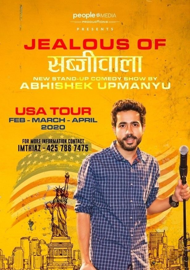 Canceled Abhishek Upmanyu Stand-Up Comedy: Live