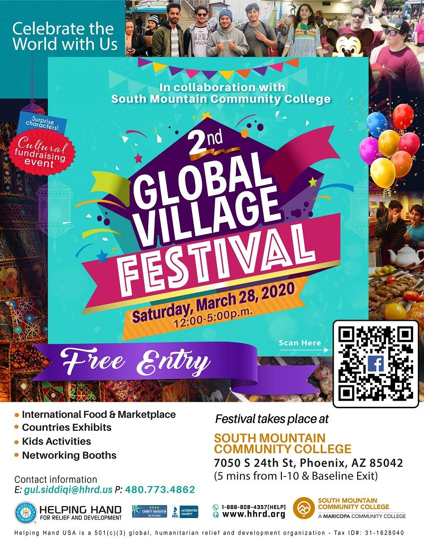 2nd Global Village Festival