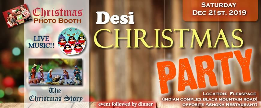 Desi Christmas Party (DCP)