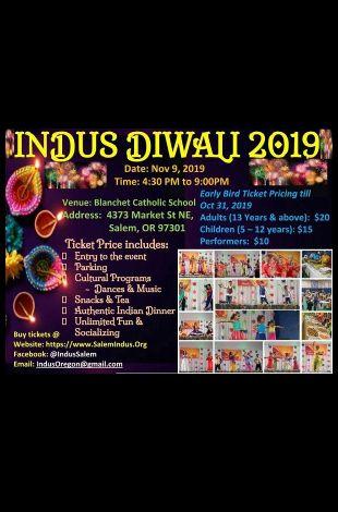INDUS Diwali Festival 2019