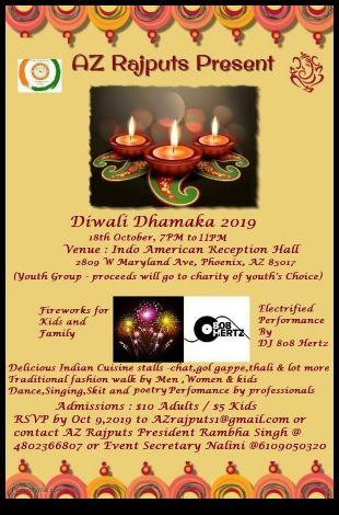Diwali Gala Celebration