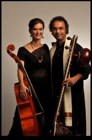 East Marries West: Shubhendra Rao & Saskia Rao-de Haas