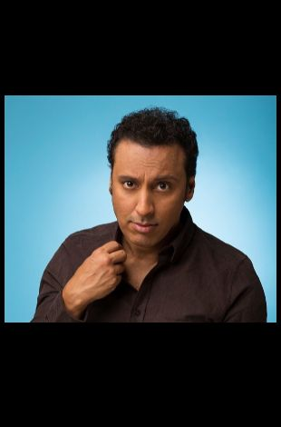 Connecting through Comedy - A Conversation with Aasif Mandvi
