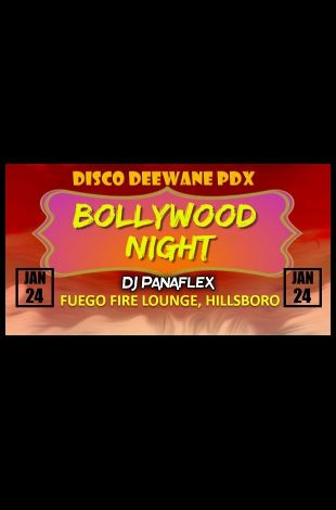 Bollywood Night by Disco Deewane PDX