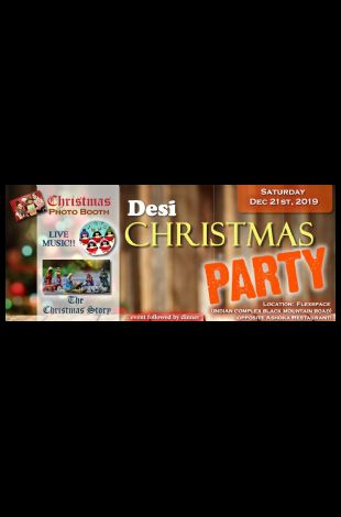 Desi Christmas Party (DCP)