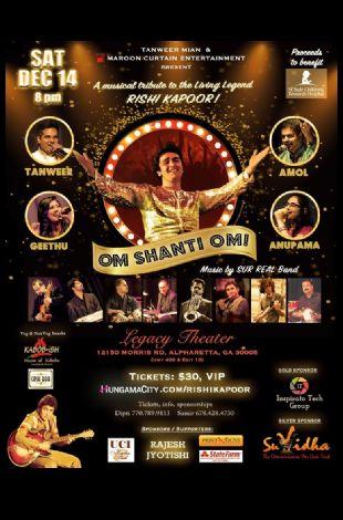 OM Shanti OM - Tribute to Rishi Kapoor