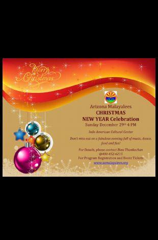 Christmas & New Year Celebrations