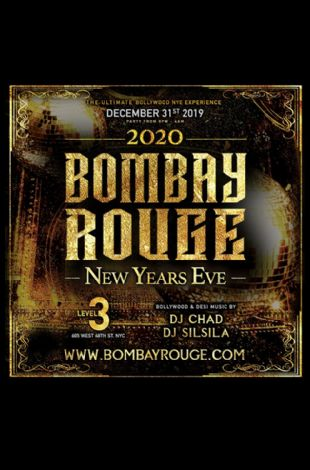 Bombay Rouge : The Annual Bollywood New Years Eve Gala