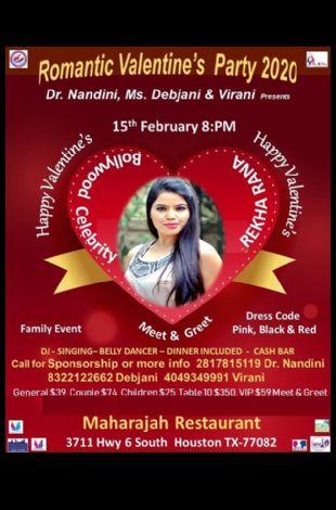 Romantic Valentine's Party 2020