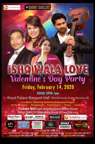 Ishq Wala Love Valentine's Day Party