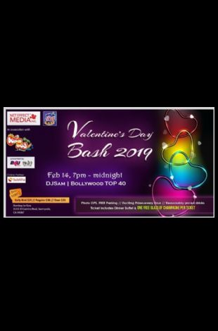 Valentine's Day BASH 2019